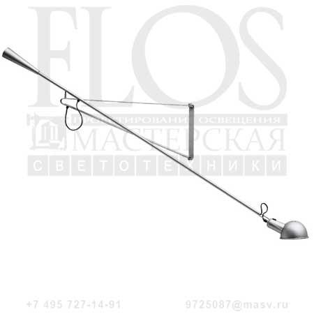 265 EUR 75W GRI A0300020 серый, Flos