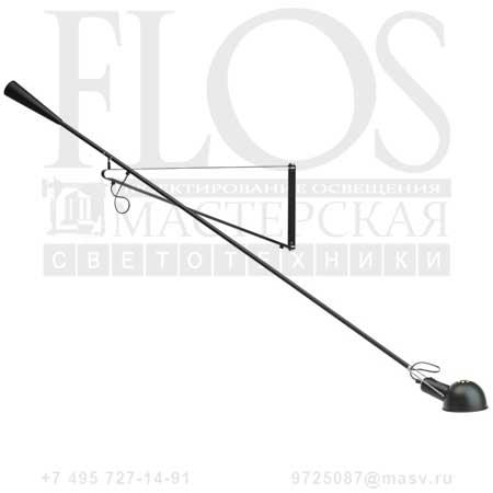 265 EUR 75W NRO A0300030 черный, Flos