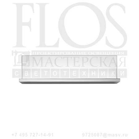 HIDE L EUR CORPO CRO/FREGIO BCO F0021009 белый, Flos