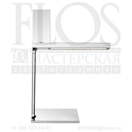 D'E-LIGHT MICRO-USB EUR-USA CRO F0029057 хром, Flos