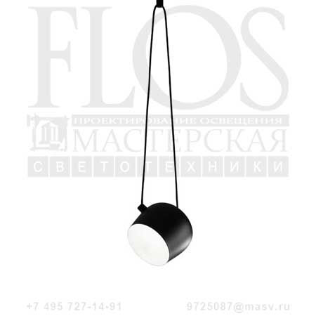 AIM EUR NRO F0090030 черный, Flos