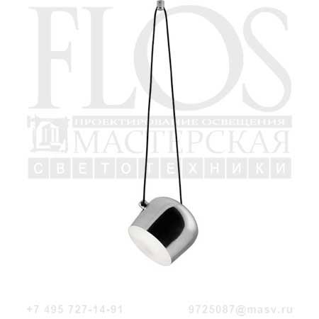 AIM EUR ALL.LUC. F0090050 полированный алюминий, Flos