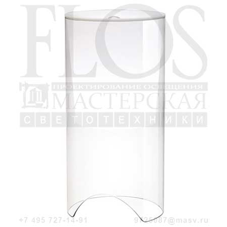 AOY BCO OPAL F0200071 матовое стекло, Flos