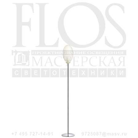 BRERA F1 EUR CRO F1410057 хром, Flos