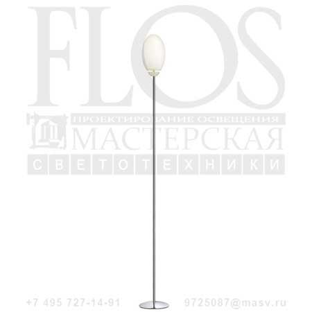 BRERA F2 EUR CRO F1411057 хром, Flos