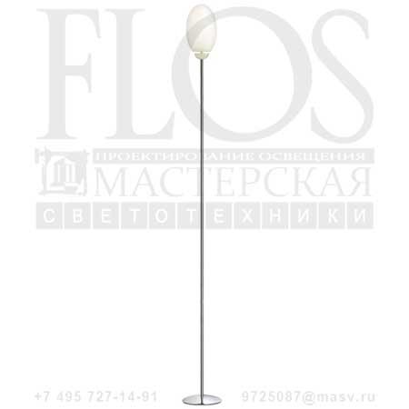 BRERA F3 EUR CRO F1412057 хром, Flos