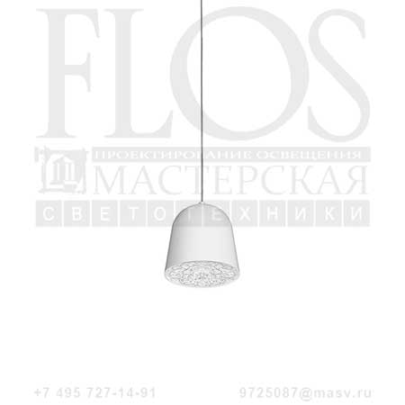 MINI CAN CAN EUR BCO F1561009 белый , Flos