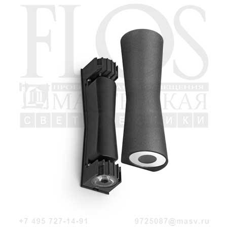 CLESSIDRA 40° EUR GRI SCURO F1584023 темно-серый, Flos