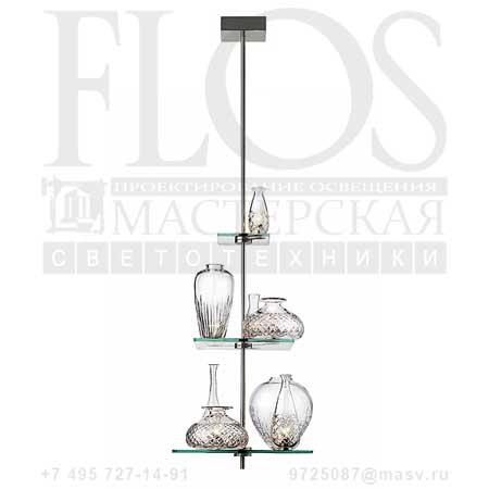 CICATRICES DE LUXE 8 CM150 EUR F1646000 матовый никель, Flos