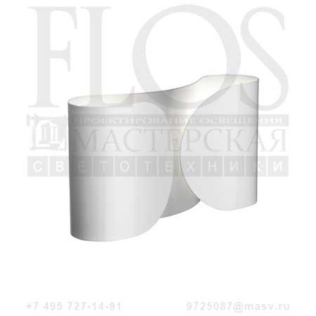 FOGLIO EUR BCO F2400009 белый, Flos