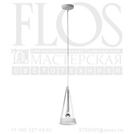 FUCSIA 1 EUR F2410000 стекло, Flos