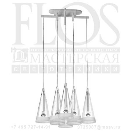 FUCSIA 8 EUR F2412000 стекло, Flos