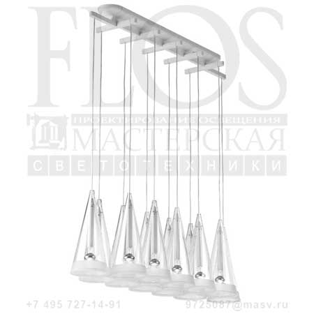 FUCSIA 12 EUR F2413000 стекло, Flos