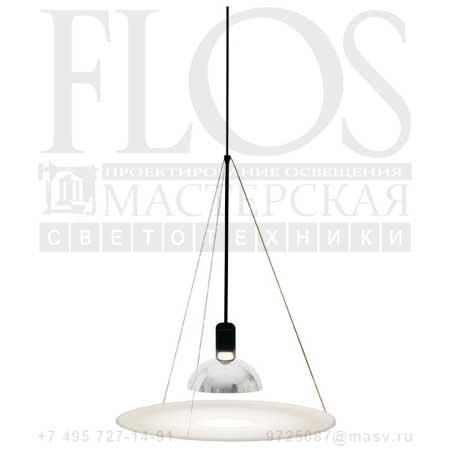 FRISBI EUR F2500000 прозрачный, Flos