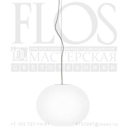 GLO-BALL S2 EUR BCO F3010061 белый, Flos