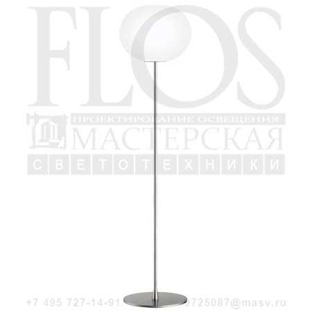 GLO-BALL F3 ECO EUR GRI F3017000 матовое серебро, Flos
