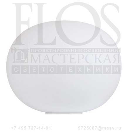 GLO-BALL BASIC 2 EUR F3026000 белый, Flos