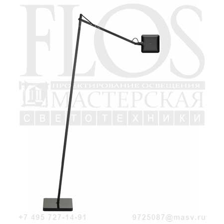 KELVIN LED F C/BASE NRO F3305030 черный, Flos