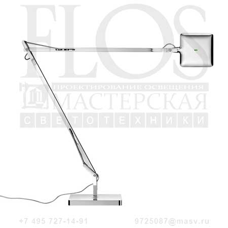 KELVIN LED GREEN MODE C/BASE CRO F3311057 хром, Flos