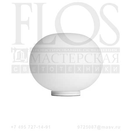 GLO-BALL BASIC ZERO EUR BCO F3330009 белый, Flos