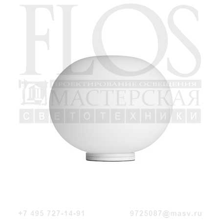 GLO-BALL BASIC ZERO SWITCH EUR BCO F3331009 белый, Flos