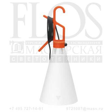 MAYDAY EUR ARA C.2 F3780002 оранжевый, Flos