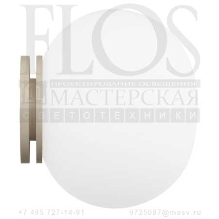 MINI GLO-BALL C/W EUR BCO F4190009 белый, Flos