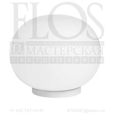 MINI GLO-BALL T EUR BCO F4191009 белый, Flos