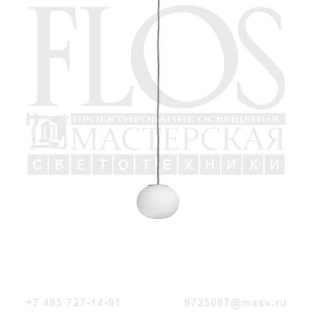 MINI GLO-BALL S EUR BCO F4195009 белый, Flos