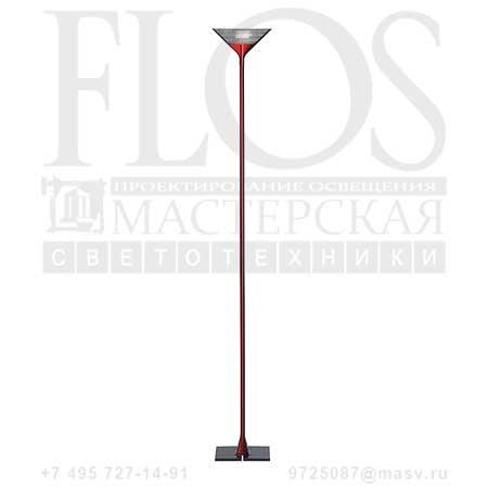 PAPILLONA/D EUR GR.AC.P/RSO F5302032 черный - красный, Flos