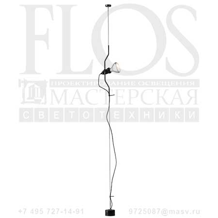 PARENTESI EUR NRO F5400030 черный, Flos