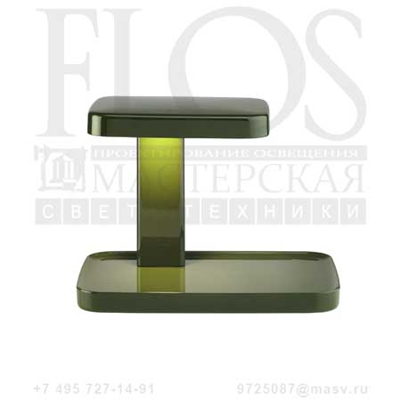 PIANI EUR-USA VER F5830039 зеленый, Flos