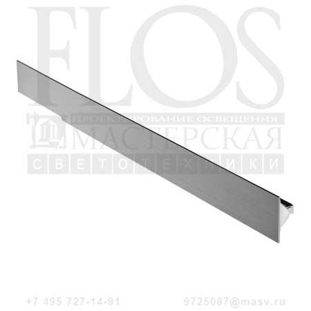 RIGA FL 36W EUR ANOD. F5907054 анодированный алюминий, Flos