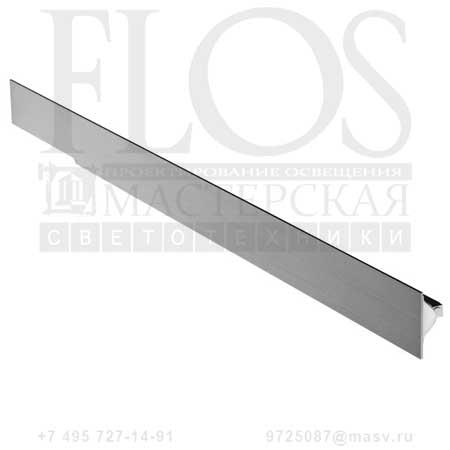 RIGA FL 58W EUR ANOD. F5908054 анодированный алюминий, Flos