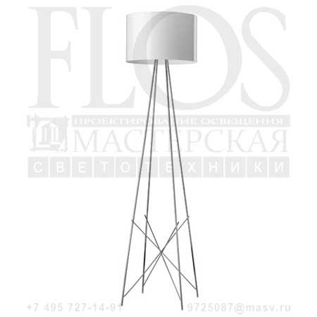 RAY F2 DIM EUR C/DIFF.METAL BCO F5921009 белый, Flos
