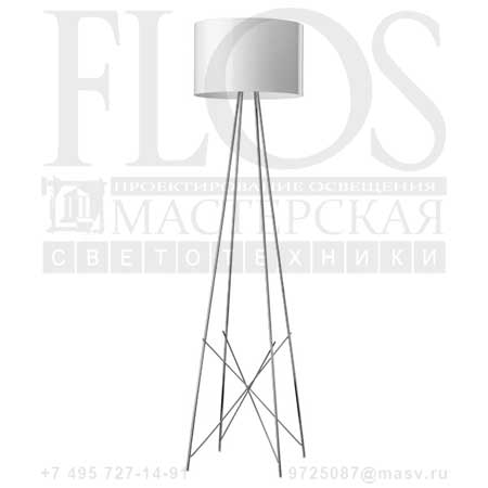 RAY F2 SWITCH EUR C/DIFF.METAL.BCO F5926009 белый, Flos