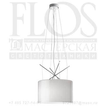 RAY S ES DIFF.VETRO GRI F5930020 стекло, Flos