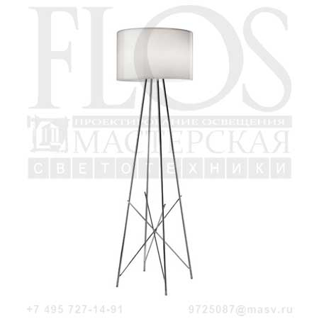 RAY F1 SWITCH EUR C/DIFF.VETRO GRI F5945020 стекло, Flos