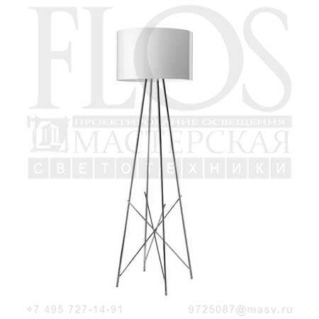 RAY F1 SWITCH EUR C/DIFF.METAL.BCO F5946009 белый, Flos