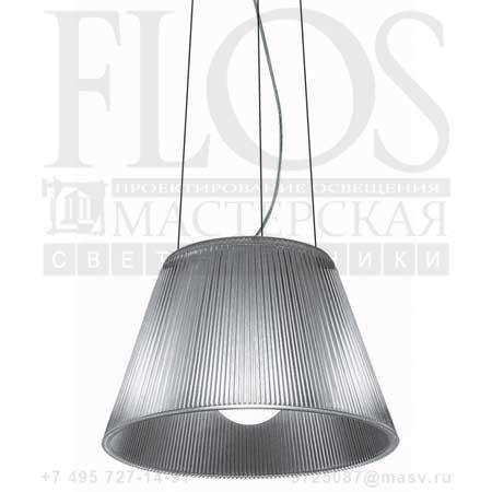 ROMEO MOON S1 EUR F6105000 стекло, Flos