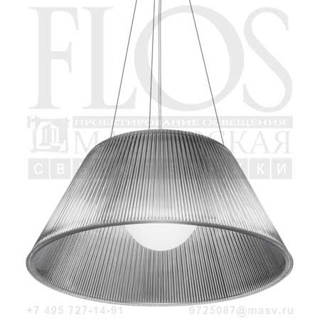ROMEO MOON S2 EUR F6110000 стекло, Flos