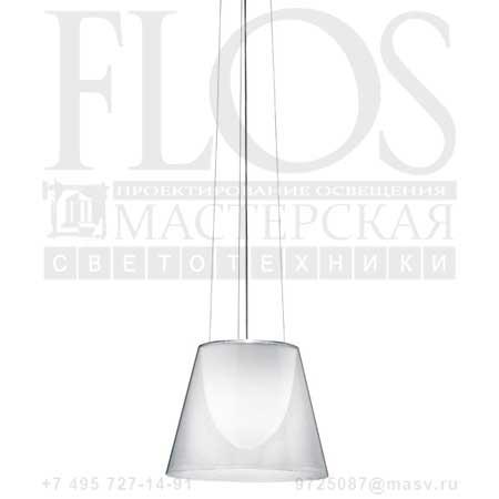 KTRIBE S2 ECO EUR TRASP. F6254000A прозрачный, Flos