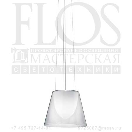 KTRIBE S2 EUR TRASP F6257000A прозрачный, Flos
