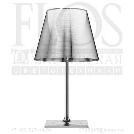 KTRIBE T2 DIM EUR CRO/ALL.ARG F6303004 алюминированное серебро, Flos