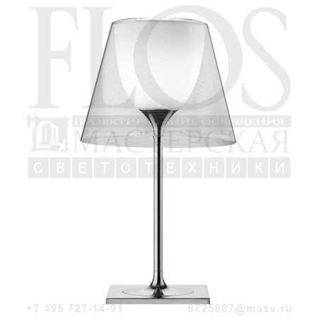 KTRIBE T2 SWITCH EUR CRO/TRASP. F6304000 прозрачный, Flos