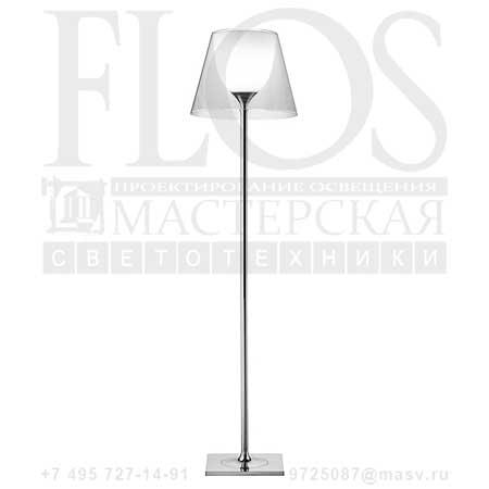 KTRIBE F2 DIM EUR CRO/TRASP. F6305000 прозрачный, Flos