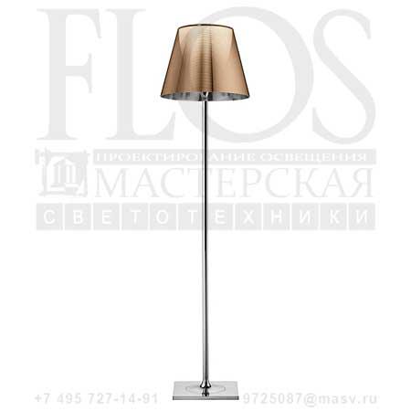 KTRIBE F2 DIM EUR CRO/ALL.BRO F6305046 алюминированная бронза, Flos