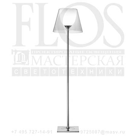 KTRIBE F2 SWITCH EUR CRO/TRASP. F6306000 прозрачный, Flos