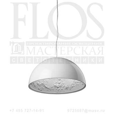 SKYGARDEN 1 ECO EUR BCO F6411009 глянцевый белый, Flos