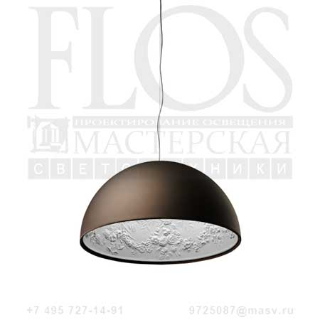 SKYGARDEN 1 ECO EUR RUGGINE F6411047 матовый ржавый коричневый, Flos